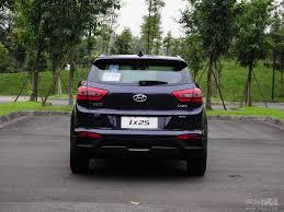 Hyundai Ix25 Interior Hyundai Ix25 Compact Suv Images Shifting Gears