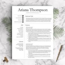 Template For Professional Resume 207 Best Resume Templates Many Free Images On Pinterest Resume