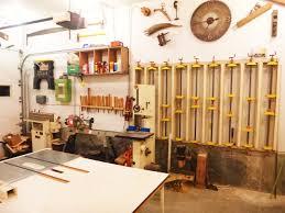 Garage Shop Designs by Garrett U0027s Garage Wood Shop The Wood Whisperer