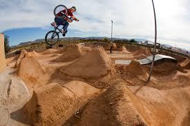 Bmx Backyard Dirt Jumps Bmx Interview The Friday Interview Tj Lavin Ride Bmx Magazine