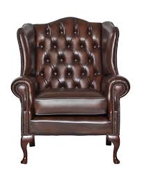 Chesterfield Wing Armchair Lovable Queen Anne Wingback Chair Chesterfield Queen Anne High