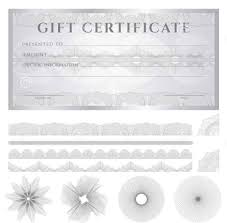 Gift Certificate Word Template Fake Gift Certificate Maker Best Seller Gift Review