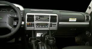 land rover discovery interior 1999 land rover discovery information and photos zombiedrive