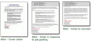 Email Resume To Recruiter Sample by Email Support Cover Letter