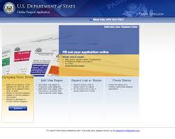 how to complete the ds 11 passport application