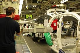 toyota motor corporation toyota recovers the lost ground increasing car production