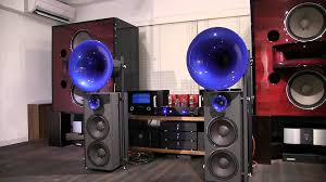 home theater system in a box avantgarde nano horn speaker system in kenrick sound