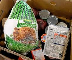 food giveaways free feasts thanksgiving week locally