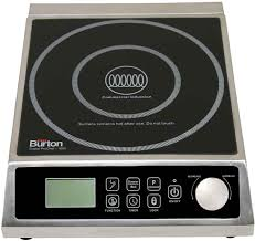 Interface Disk For Induction Cooktop Max Burton 6515 Prochef 1800 Induction Cooktop 120v 1800w On
