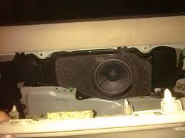 lexus gx470 no sound how do i remove rear speaker 2004 lexus lx470