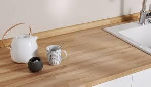 plan de travail cuisine chene massif plan de travail en bois choix et entretien côté maison