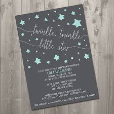 twinkle twinkle baby shower invitations twinkle twinkle baby shower invitation diy printable