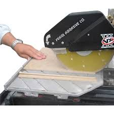 MK 101 PRO Wet Tile Saw and Stand Contractors Direct Norton Pro