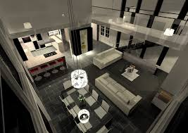 villa cuisine koncept plan cuisine et salon villa ack cuisines