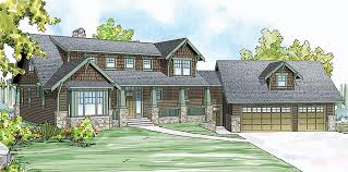Craftsman 2 Story House Plans Craftsman Styling Highlights Cedarbrook