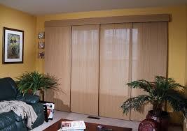 Blinds For Sliding Doors Ideas Vertical Blinds Sliding Door Alternative Sunburst Shutters