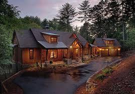 splendid mountain home plan 24111bg architectural designs