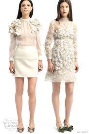 valentino resort 2011 dresses wedding inspirasi