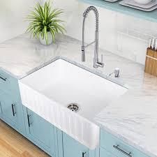 Kitchen Faucet With Soap Dispenser by Vigo Laurelton Single Handle Pull Down Kitchen Faucet With Soap