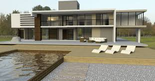 Design Your Home Realistic 3d Free Modern House Design Sketchup U2013 Modern House