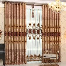 Blackout Curtains And Blinds 2018 Western Living Room Window Treatments Blackout Drapes