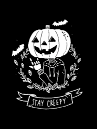 halloween wall covers 34 u201d spoopy chibi kawaii etc pinterest hallows eve