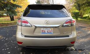 lexus awd suv 2015 road test review 2015 lexus rx350 awd