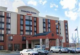 Comfort Suites Oakbrook Terrace Springhill Suites By Marriott Chicago Elmhurst Oakbrook Area