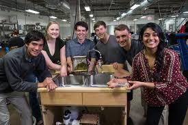 Oshman Engineering Design Kitchen Waste Not Grow More Food