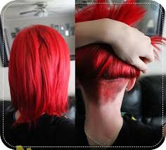 redhair nape shave 77 best hair aspirations images on pinterest short hair hair