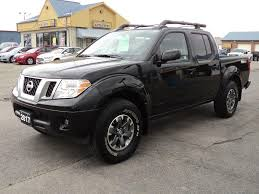nissan frontier used 2017 nissan frontier pro 4x crewcab 4 0 l 4x4 for sale in