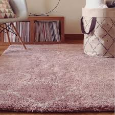 tapis de chambre enfant tapis chambre de bébé poils longs nomad