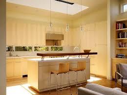 raised kitchen island skylight kitchen and the raised breakfast bar