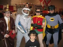 Freeze Halloween Costume Motor Comic 2006