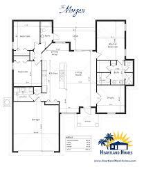 Heartland Homes Floor Plans by The Morgan Heartland Homes Of Florida