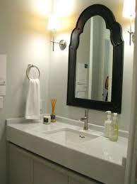 fashionable inspiration bathroom mirror frameless on install large