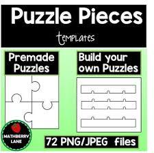the 25 best puzzle piece template ideas on pinterest puzzel