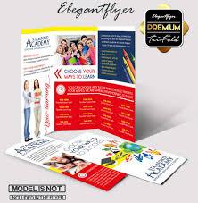 tri fold brochure templates u2013 45 free word pdf psd eps