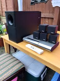 bose lifestyle home theater system bose lifestyle 8 home theatre system in st george bristol gumtree