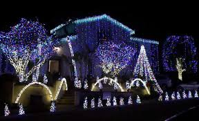 christmas displays where to see some of the best christmas light displays in o c