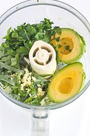 light avocado green goddess dressing recipe cookin canuck