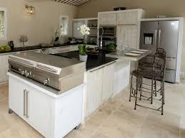 atelier cuisine et electrom駭ager une cuisine d été comme un îlot de convivialité au coeur du jardin