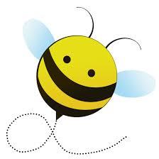 cute bumblebee drawing
