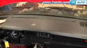 how to install replace dash pad chevy camaro iroc z 82 92 1aauto