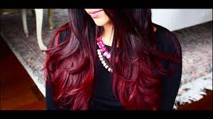 rinses hair with coke cherry cola hair color is excellent on dark or black hair