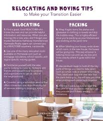 things you need for a new house relocating and moving tips to make your transition easier