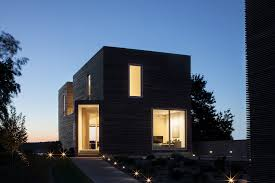 house architectural the flood proof house bernheimer architecture in rhode island