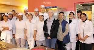 equipe de cuisine edition de la plaine mirecourt rendez vous à la table des lycéens