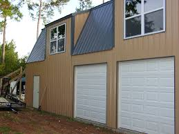 Garage Apt Plans Garagesmetal Barn Rv Garage Apartment Metal Buildings With