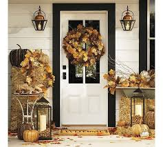 Fall Hay Decorations - 22 fall front porch ideas veranda home stories a to z